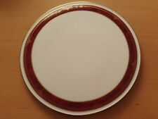 "Very Rare Spode ""Bordeaux"" Y8594 -U English Bone China Cake Stand."