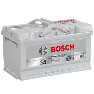 Batterie tourisme BOSCH Bosch S5010 85Ah 800A