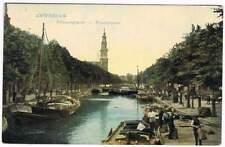 Ansichtkaart Nederland : Amsterdam - Prinsengracht (a036)