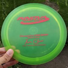 Rare 11x Champion Firebird Innova Disc Golf 171g NEW Flat Green Yellow