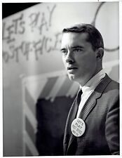 """1965 Original NBC Photo Don Morrow host of TV game show """"Let's Play Post Office"""""""