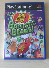 JELLY BELLY BALLISTIC BEANS PS2 ITALIANO PLAYSTATION 2 COMPLETO QUASI COME NUOVO