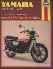 RD Motorcycle Service & Repair Manuals