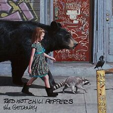 CD de musique rock red hot chili peppers
