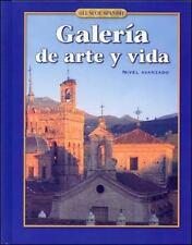 Spanish Level 4: Galería de Arte y Vida : Nivel Avanzado by Louis Albini,...