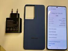 Samsung Galaxy S21 Ultra 5G SM-G998U - 128GB - Phantom Black Verizon