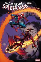 AMAZING SPIDER-MAN #800 MARK BAGLEY VARIANT SLOTT MARVEL COMICS RED GOBLIN