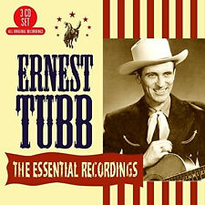 ERNEST TUBB * 60 Greatest Hits * Import 3-CD BOX SET *All Original Songs * NEW