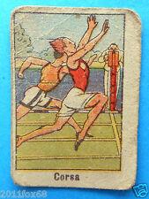 figurines cromos figurine sportive sports anni 30 40 v.a.v. vav corsa racing run