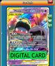 Muk & Alolan Muk GX - 61/214 Unbroken Bonds PTCGO Online Digital Card