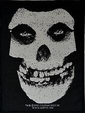 Misfits Patch punk heavy metal rock leather denim jacket horror american psycho