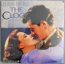 The CLOCK   Judy Garland  Robert Walker  Vincente Minelli  Laserdisc  Sealed