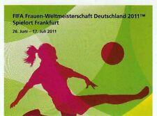 Panini FIFA World Cup 2011 Germany Women Sticker #16 Frankfurt Up