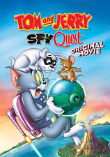 DVD:TOM & JERRY SPYQUEST - NEW Region 2 UK
