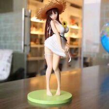 1/6 Scale Figure Misaki Shie NatsuKusa Summer 29cm Statue Toy No Box