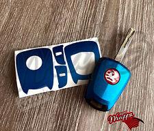 Metallo Blu Adesivo Decalcomania Vauxhall Astra Opel Corsa Vectra Meriva Tigra Zafira