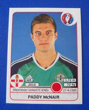 FIGURINA PANINI EURO FRANCE 2016 N.333 - McNAIR - N. IRELAND