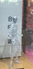 SDCC 2017 BAIT x 1000Toys CLEAR 1/6 Synthetic Human Only 300Pcs Made, In Hand!