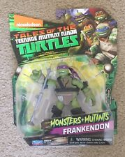 TMNT Monsters + Mutants Donatello Frankendon Action Figure New Playmates