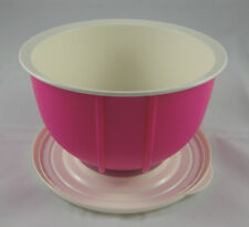 Tupperware D 15 Kleiner Rührstar 1,5 l Rührschüssel pink rosa / weiß Neu OVP