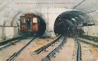 NEW YORK CITY – Hudson and Manhattan Railroad Company's Tunnel - 1909