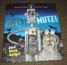 Metal Mutz by Christine Tagg (2001, Hardcover)
