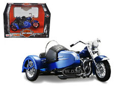 1952 HARLEY DAVIDSON FL HYDRA GLIDE SIDE CAR 1/18 BY MAISTO 32420A/03175