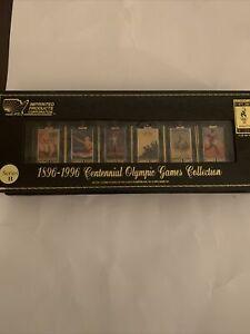 1896-1996 Centennial Olympic Games Collector Set. Series 2 Six pins #60