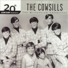 20th Century Masters - The Millennium Collection: The Best of the Cowsills by The Cowsills (CD, Jun-2001, Polydor)