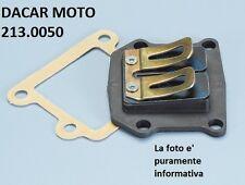 213.0050 VALVOLA LAMELLARE POLINI APRILIA : AMICO 50 - SR 50 mod.1993