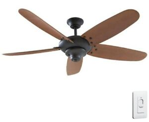 Home Decorators Collection Altura 60 in. Outdoor Oil-Rubbed Bronze Ceiling Fan