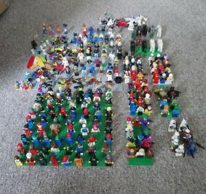 lego mini figure bundle job lot, 150 + figures  Spare parts mixed lot