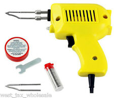 Dorman 85369 UL-Listed 100-Watt Automotive Soldering Gun Kit Iron Solder Car New