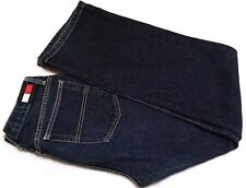 Tommy Jeans for Women Size 11 Loose Leg Dark Blue