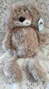 SOFT JELLYCAT PLUSH BUNNY BIG BOUNCER RABBIT W/TAG EASTER CUTENESS