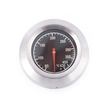 60-430 ℃ BBQ Smoker Grill Stahl Barbecue Thermometer Temperaturanzeige