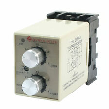 DVM-A DC 12V Protective Adjustable Over/Under Voltage Monitoring Relay