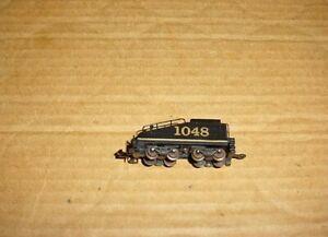 MINITRIX (N) Steam Locomotive Slope Back Tender  - #1048