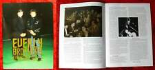 Tourprogramm Everly Brothers European Tour 1995