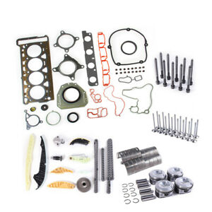 OE EA888 2.0T Engine Rebuilding Set For VW Jetta  2005--2014 2.0T 06H 107 065 DD