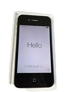 Pristine Apple iPhone 4 - 8GB - Black (Verizon) A1349 (CDMA)