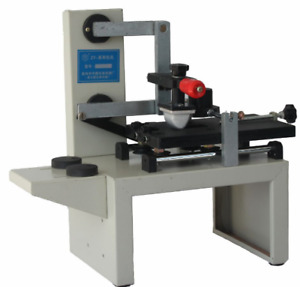 HOT Manual pad printing machine,handle Pad Printer,move ink printer ZY-RM7-A