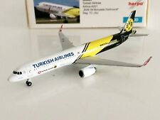 Herpa Wings 1:500 Turkish Airlines Airbus A321-200 B. Dortmund AVIATIONMODELSHOP