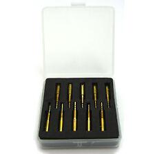 10x Leerlaufdüse / Nebendüse für Mikuni Vergaser Düse VM28/486 Größe 10 bis 32,5