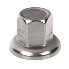 20pcs WHEEL NUT COVER STAINLESS STEEL CAPS BOLT 32mm LORRY TRAILER TRUCK HGV
