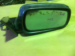 1993 mazda 323 astina rh door mirror