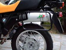 Bmw R80 / 100 GS QD Exhaust link pipe + alluminium muffler set slipon  motogp