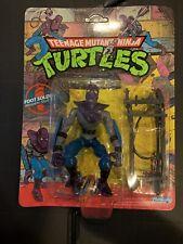 Playmates TMNT Teenage Mutant Ninja Turtles 1990 Foot Soldier Unpunched Figure