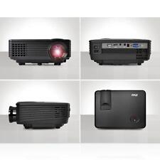 New! Pyle Compact Digital Multimedia Projector, HD 1080p Support up to 80""