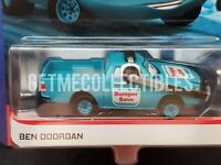 DISNEY PIXAR CARS BEN DOORDAN BUMPER SAVE CHIEF DINOCO 400 2020 SAVE 6% GMC